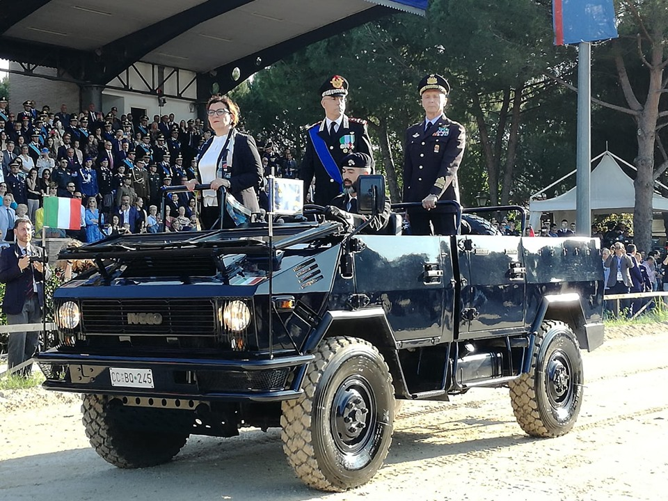 Celebrazione 205° Annuale di fondazione dell'Arma dei Carabinieri