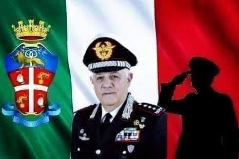 Nuovo Comandante Generale dei Carabinieri. Generale C.A. Teo Luzi